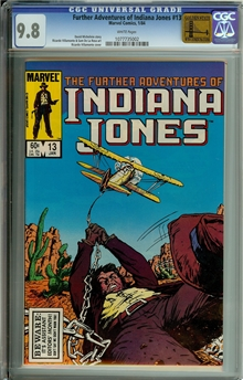 Further Adventures of Indiana Jones #13