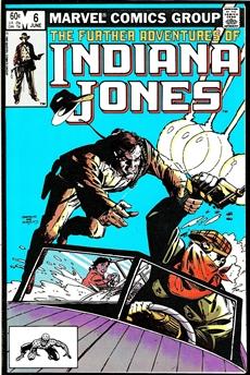 Further Adventures of Indiana Jones #6