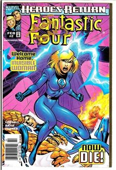 Fantastic Four (Vol 3) #2