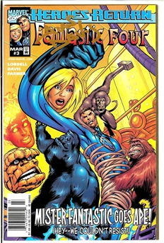 Fantastic Four (Vol 3) #3
