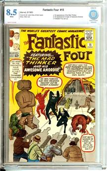 Fantastic Four #15