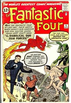 Fantastic Four #6