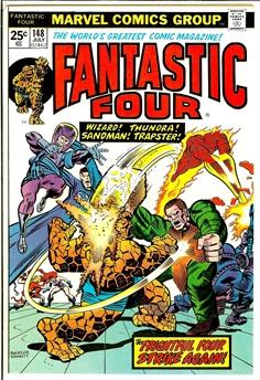 Fantastic Four #148
