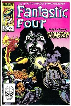 Fantastic Four #259