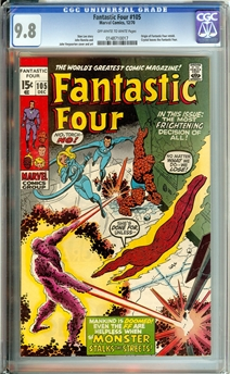 Fantastic Four #105