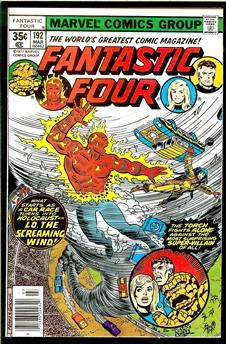 Fantastic Four #192