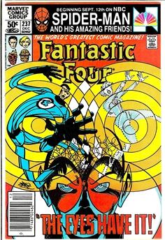Fantastic Four #237