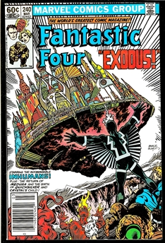 Fantastic Four #240