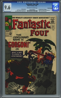 Fantastic Four #44