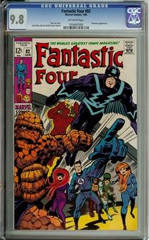 Fantastic Four #82