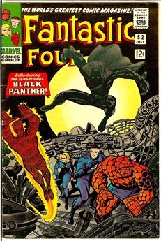 Fantastic Four #52