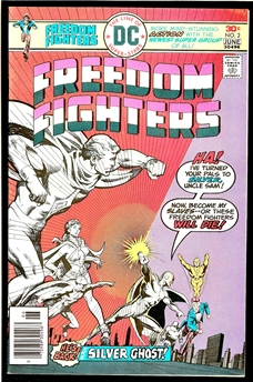 Freedom Fighters #2