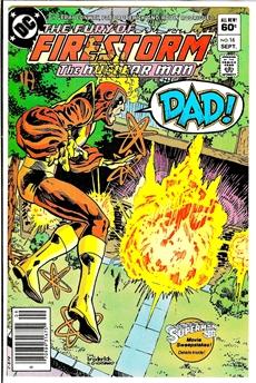 Fury of Firestorm #16