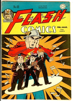 Flash Comics #69