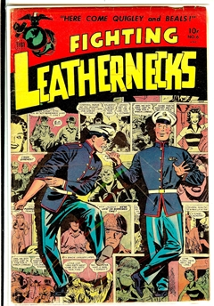 Fighting Leathernecks #6