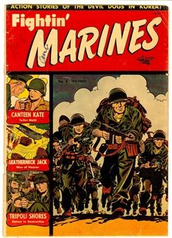 Fightin Marines #4
