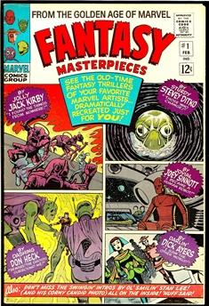 Fantasy Masterpieces #1