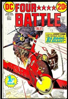 Four-Star Battle Tales #1