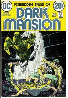 Forbidden Tales of Dark Mansion #11