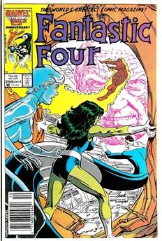 Fantastic Four #295
