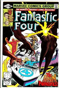 Fantastic Four #227