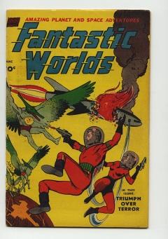 Fantastic Worlds #5