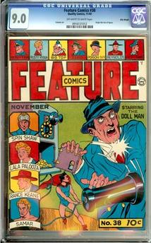 Feature Comics #38