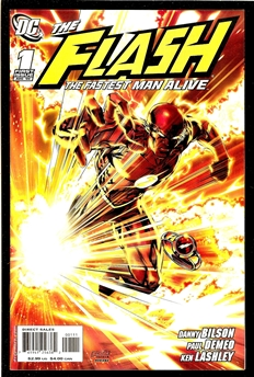 Flash: The Fastest Man Alive #1