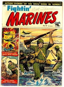 Fightin' Marines #10