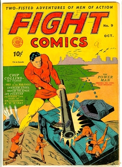 Fight Comics #9