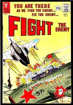 Fight the Enemy #3