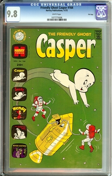 Friendly Ghost Casper #164