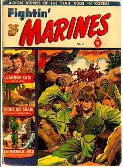 Fightin Marines #3