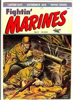Fightin' Marines #5
