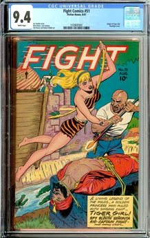 Fight Comics #51