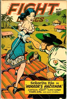 Fight Comics #47