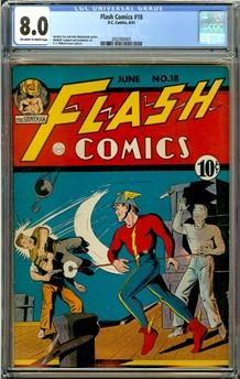 Flash Comics #18