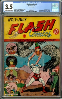 Flash Comics #7