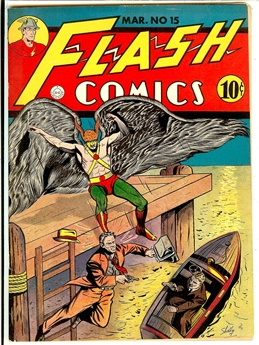 Flash Comics #15