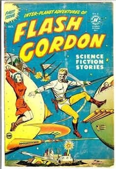 Flash Gordon #1