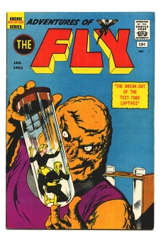 Adventures of the Fly #17