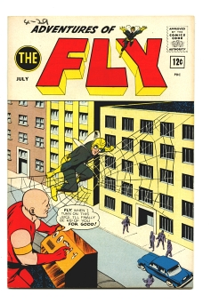 Adventures of the Fly #26
