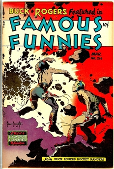 Famous Funnies #216