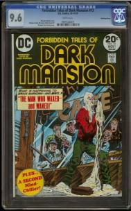 Forbidden Tales of Dark Mansion #13
