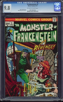 Frankenstein #3
