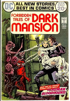 Forbidden Tales of Dark Mansion #6