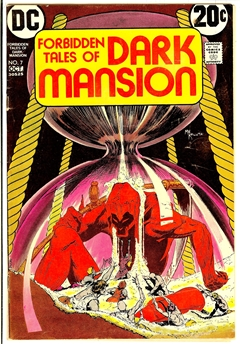 Forbidden Tales of Dark Mansion #7