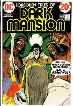 Forbidden Tales of Dark Mansion #9