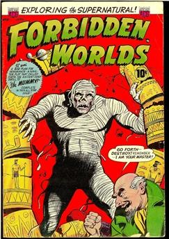 Forbidden Worlds #18