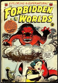 Forbidden Worlds #14